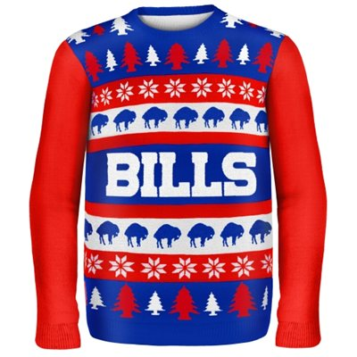 Buffalo Bills Ugly Christmas Sweaters