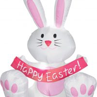 Easter Egg Hunt Yard Decorations