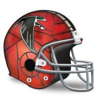 NFL Teams Tiffany Table Lamps