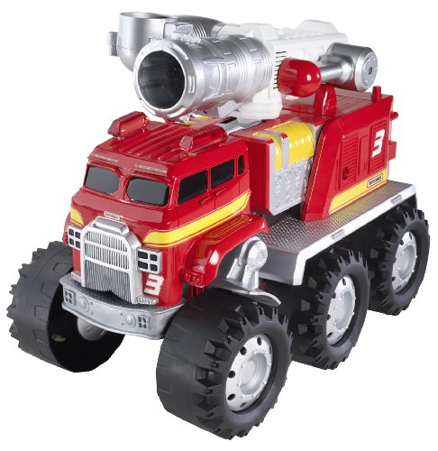 Best Fire Truck for 4 Year Old Boys