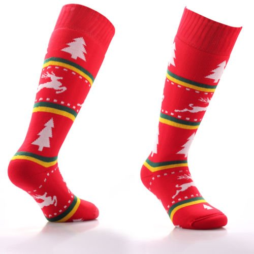 Silly and Funny Christmas Socks for Men