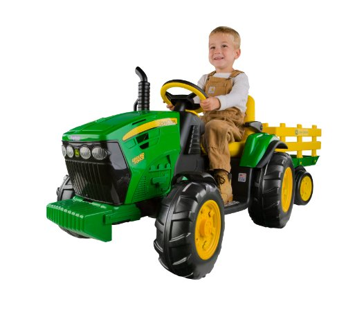 John Deere Riding Toys for Kids