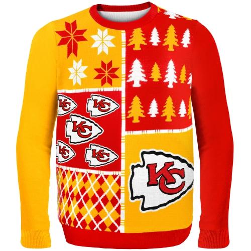 Kansas City Chiefs Ugly Christmas Sweaters