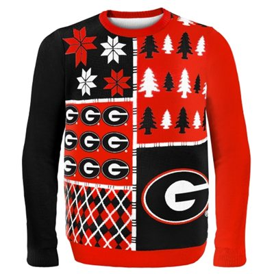 Georgia Bulldogs Ugly Christmas Sweaters