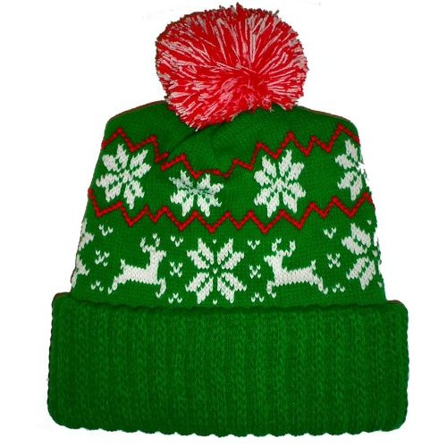 ugly christmas sweater beanie hats christmas gifts for everyone - Ugly Christmas Hats