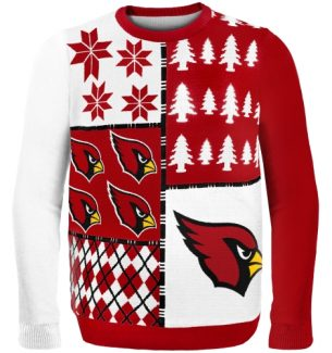Arizona Cardinals Ugly Christmas Sweaters