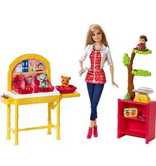 Barbie Career Dolls and Toys
