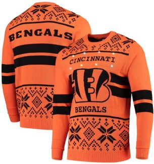 Cincinnati Bengals Ugly Christmas Sweaters
