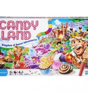 Candy Land Childs First Board Game