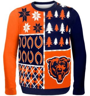 Chicago Bears Ugly Christmas Sweaters
