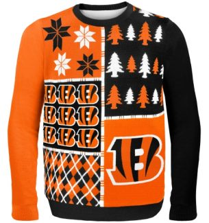 detailed look cb691 9d989 Tampa Bay Buccaneers Ugly Christmas Sweaters