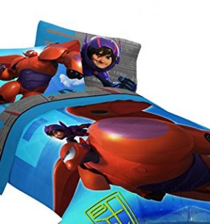 Disney Big Hero 6 Toddlers Bedding Sets