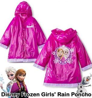 Disney Frozen Rain Gear Sets for Girls