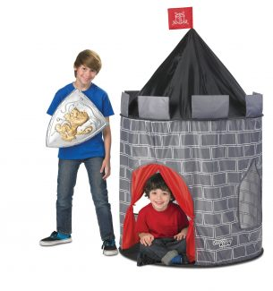Indoor Play Castles for Toddlers