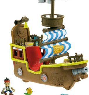 Jake's Musical Pirate Ship Bucky