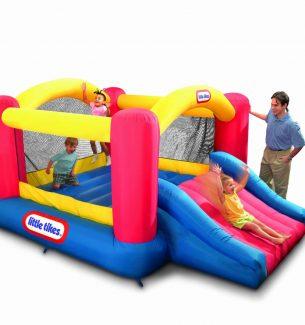 Little Tikes Jump n Slide Dry Bouncer