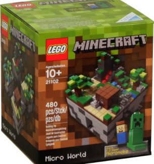 LEGO Minecraft Original Set