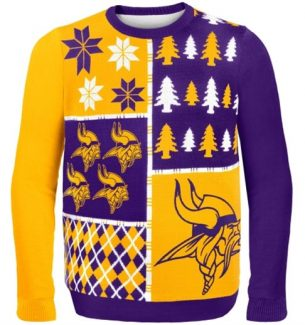 Minnesota Vikings Ugly Christmas Sweaters