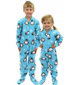 Penguin Pajamas for the Family