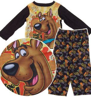 Scooby Doo Pajamas for Toddlers