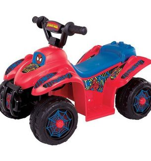 Spiderman Power Wheels Ride on Toys