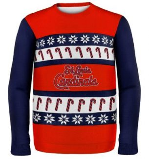St. Louis Cardinals Ugly Christmas Sweaters