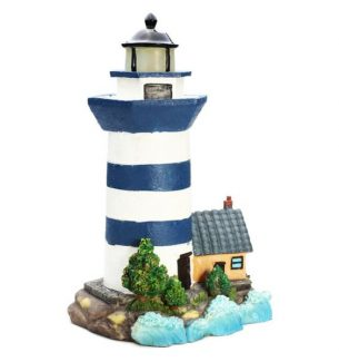 Beautiful Outdoor Lighthouse Lawn Decorations