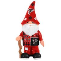 Sports Teams Ugly Christmas Sweater Gnome Figurines