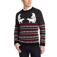 Polar Bear Ugly Christmas Sweater