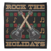 Rock The Holidays Ugly Christmas Sweater Gifts